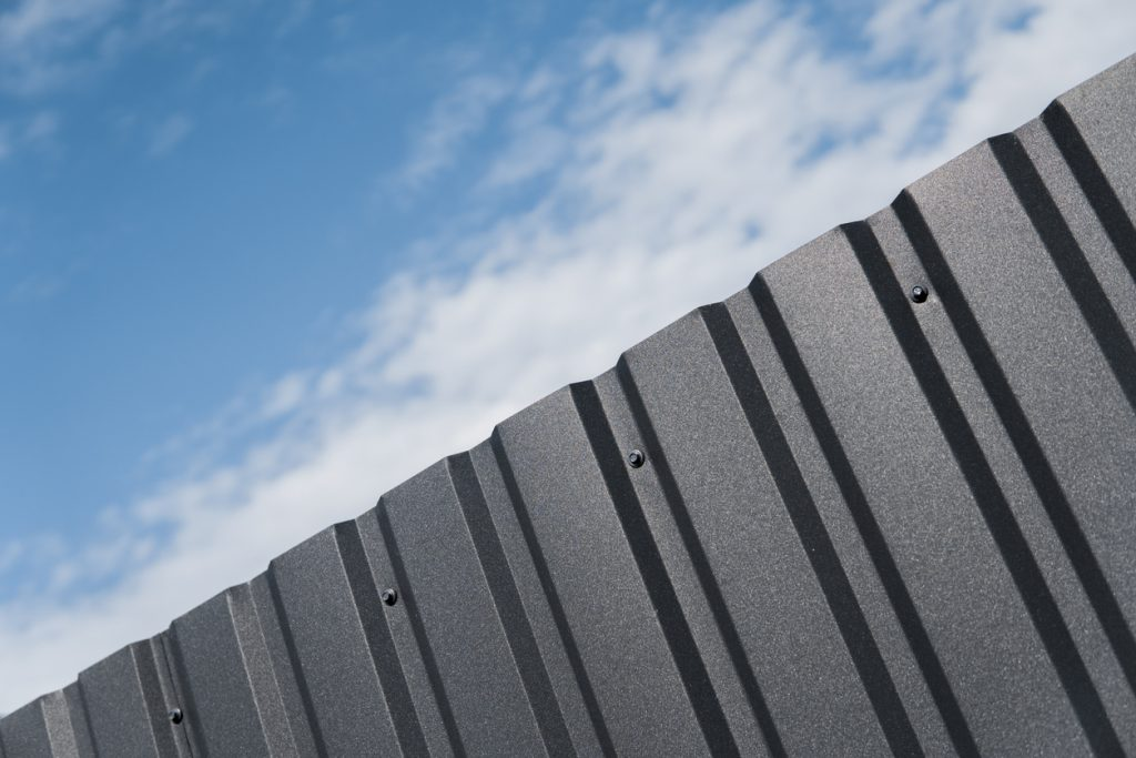 corrugated steel panels calgary