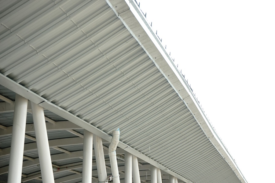 5 Uses for Corrugated Steel Panels